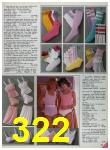 1985 Sears Spring Summer Catalog, Page 322