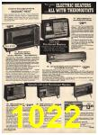 1976 Sears Fall Winter Catalog, Page 1022