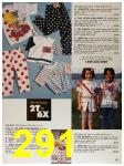 1991 Sears Spring Summer Catalog, Page 291