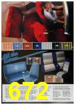 1986 Sears Fall Winter Catalog, Page 672