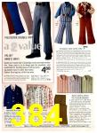 1972 Montgomery Ward Spring Summer Catalog, Page 384