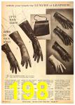 1962 Sears Fall Winter Catalog, Page 198