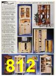 1987 Sears Fall Winter Catalog, Page 812