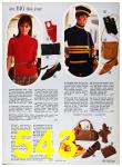 1967 Sears Fall Winter Catalog, Page 543