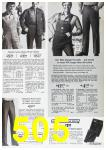 1972 Sears Spring Summer Catalog, Page 505
