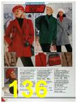 1986 Sears Fall Winter Catalog, Page 136