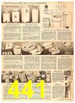 1956 Sears Fall Winter Catalog, Page 441
