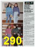 1991 Sears Fall Winter Catalog, Page 290