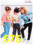 1988 Sears Fall Winter Catalog, Page 575