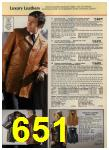 1980 Sears Fall Winter Catalog, Page 651
