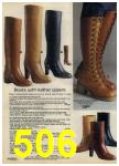 1980 Sears Fall Winter Catalog, Page 506