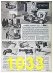 1967 Sears Spring Summer Catalog, Page 1033