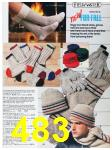 1988 Sears Fall Winter Catalog, Page 483