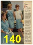 1962 Sears Spring Summer Catalog, Page 140
