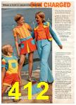 1972 Montgomery Ward Spring Summer Catalog, Page 412