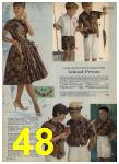 1962 Sears Spring Summer Catalog, Page 48