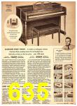 1949 Sears Spring Summer Catalog, Page 635