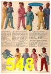 1963 Sears Fall Winter Catalog, Page 548