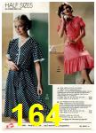 1981 Montgomery Ward Spring Summer Catalog, Page 164