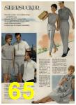 1962 Sears Spring Summer Catalog, Page 65