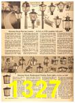 1956 Sears Fall Winter Catalog, Page 1327