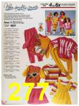 1986 Sears Spring Summer Catalog, Page 277