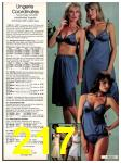 1981 Sears Spring Summer Catalog, Page 217