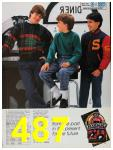 1988 Sears Fall Winter Catalog, Page 487