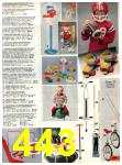 1985 Sears Christmas Book, Page 443