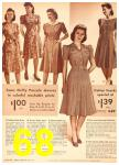 1942 Sears Spring Summer Catalog, Page 68