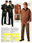 1983 Sears Fall Winter Catalog, Page 775
