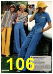 1977 Sears Spring Summer Catalog, Page 106