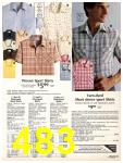 1981 Sears Spring Summer Catalog, Page 483