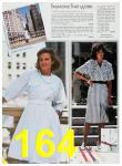 1985 Sears Spring Summer Catalog, Page 164