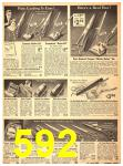 1940 Sears Fall Winter Catalog, Page 592