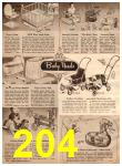 1952 Sears Christmas Book, Page 204