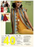 1977 Sears Spring Summer Catalog, Page 40