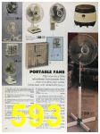 1989 Sears Home Annual Catalog, Page 593