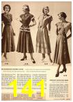 1949 Sears Spring Summer Catalog, Page 141