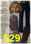 1979 Sears Fall Winter Catalog, Page 529