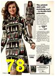 1974 Sears Fall Winter Catalog, Page 78
