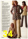 1974 Sears Fall Winter Catalog, Page 34
