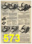 1965 Sears Fall Winter Catalog, Page 573