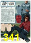 1975 Sears Spring Summer Catalog, Page 341