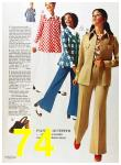1973 Sears Spring Summer Catalog, Page 74