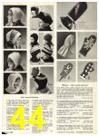 1965 Sears Fall Winter Catalog, Page 44