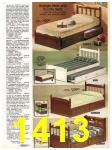 1982 Sears Fall Winter Catalog, Page 1413