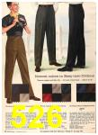 1960 Sears Fall Winter Catalog, Page 526