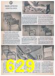 1957 Sears Spring Summer Catalog, Page 629