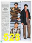 1985 Sears Fall Winter Catalog, Page 528